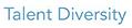 Talent Diversity